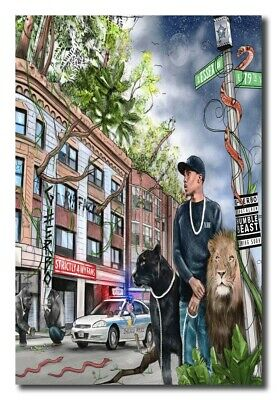 """G Herbo Lil Herb Strictly 4 My Fans Album Cover Art Poster 20×20/"""" 24×24/"""" 32×32/"""""""