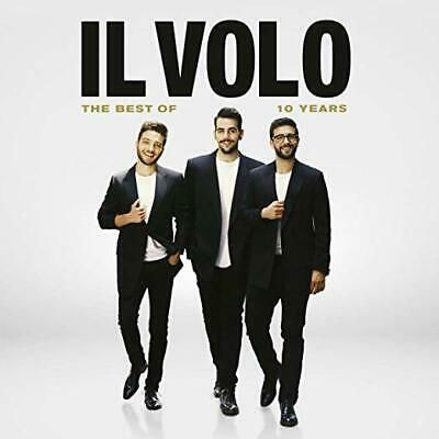 Il Volo - 10 Years - The best - ID15z - CD Longplay - New