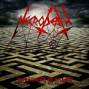 Necrodeath - Defragments of Insan - ID72z - CD - New