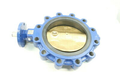 Keystone 222 Iron Flanged Butterfly Valve 10in