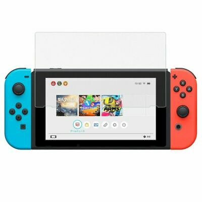 Film de Protection Ecran Nintendo Switch Vitre Protection Verre Trempé Console