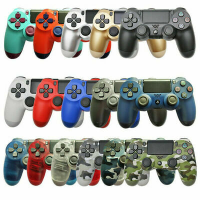 PS4 DUALSHOCK 4 Bluetooth4.0 Wireless Controller Gamepad for PlayStation US