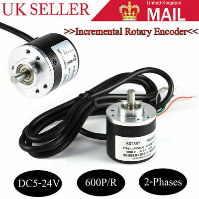 100//200//360//400//500//600P//R Photoelectric Incremental Rotary Encoder 5  TFZTJKDS