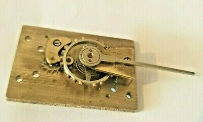 Smiths Clock Platform Escapement EP14  overcoil Hairspring Exchange only