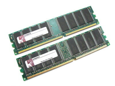 1GB Memory Upgrade for DFI PT800CD-AL Motherboard 184 pin PC2100 DDR DIMM RAM PARTS-QUICK Brand