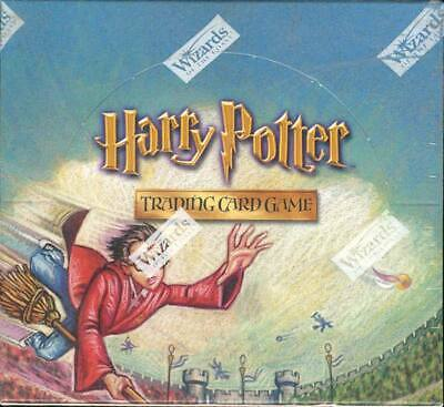 Harry Potter Quidditch Cup Booster Box (Wizards) Blowout Cards