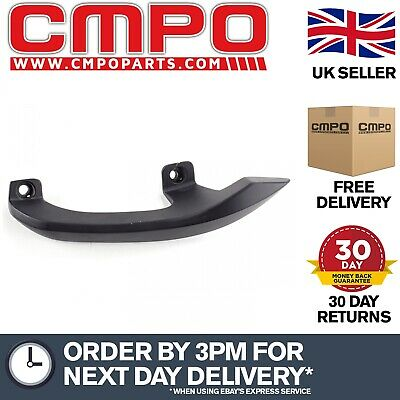 Left Matt Black Pillion Handle OEM for ZS125T-40 (PNHD048) (#048)