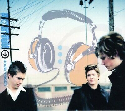 Hanson : Underneath Pop 2 Discs CD