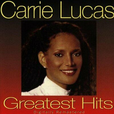 Carrie Lucas Greatest Hits CD Value Guaranteed from eBay's biggest seller!
