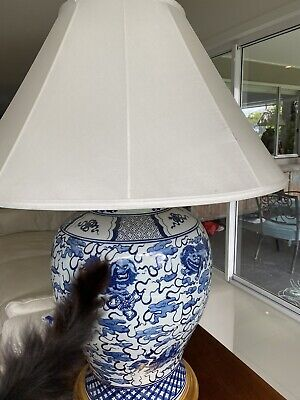 Anitique Chinese lamp