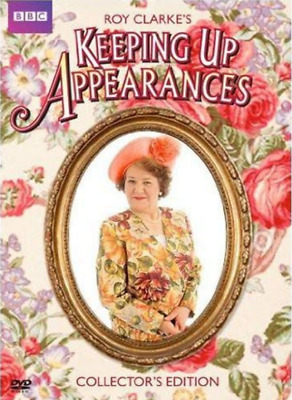 Keeping Up Appearances: Collector's Edition DVD Box Set Free Shipment