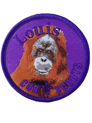 Louis: Jungle Book, Cub Scout Leader Badge, Scouts Australia