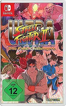 Ultra Street Fighter II: The Final Challengers - [N...   Game   Zustand sehr gut