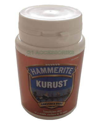 Hammerite Kurust Rust Killer Remover Treatment No Undercoat Required
