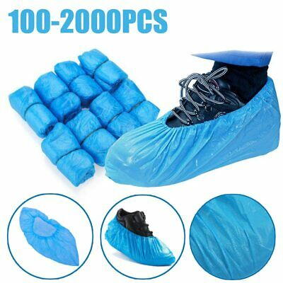 1000Pcs/Pack Anti-foot infection Waterproof Disposable Shoe Covers  Adult