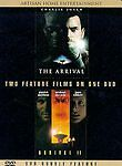 Arrival, The/The Arrival 2 (DVD, 1999) Charlie Sheen WORLD SHIP AVAIL