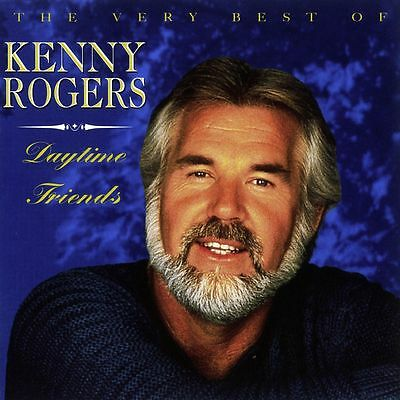 Kenny Rogers: Daytime Friends The Very Best Of CD (Greatest Hits)