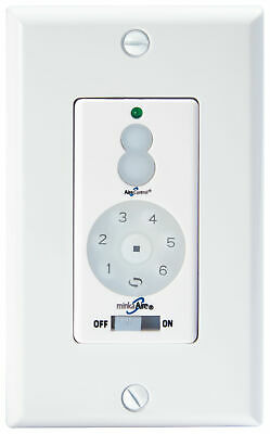 MinkaAire WC400 White Wall Control For Select Minkaaire Fan Models