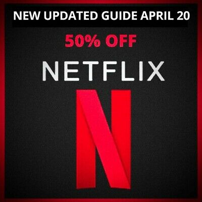 🔥🔥UPDATED APRIL 20🔥🔥 How Get Netflix Gift Cards UP To 40-60% Off Discounted