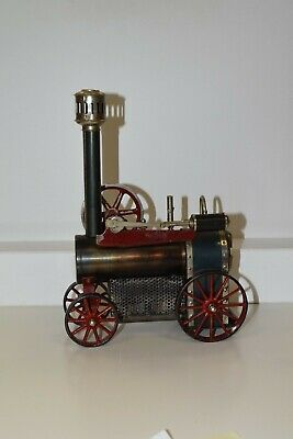 3760637AM Doll Live Steam Locomobile/Dampfmaschine mit Brenner