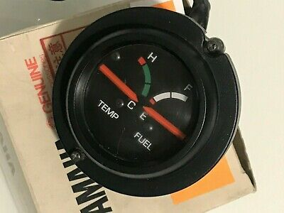Yamaha Fuel and Coolant Control instruments Original Tested and Perfect