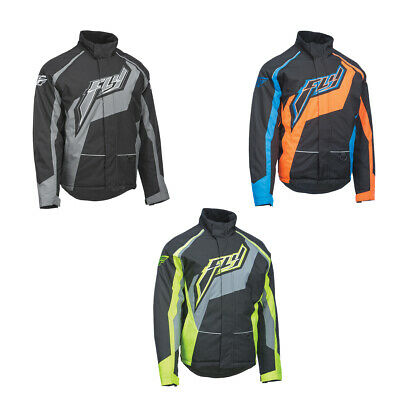 Men's FLY Racing Outpost Snowmobile Jacket Adult Snow Coat Winter Breathable