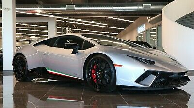 Lamborghini: Huracan Performante 2018 LAMBORGHINI HURACAN PERFORMANTE - LOW MILEAGE - HEAVILY OPTIONED