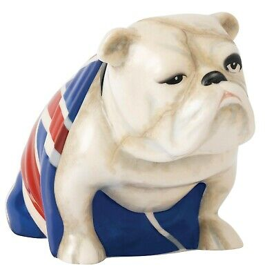 This is for 2 Royal Doulton Jack the Bulldog 007 SPECTRE James Bond figurines.