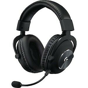 Logitech G PRO Gaming Headset Stereo Mini-phone Wired Cable