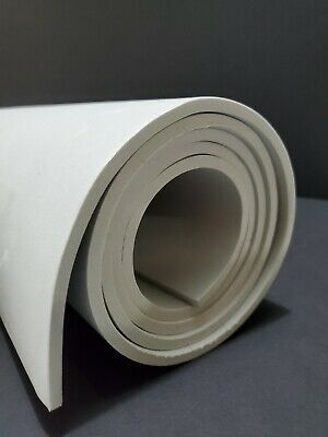 "Large EVA Foam Sheet 1/4"" Thick x 30"" W x 59"" L 80 kg/m³ High Density"
