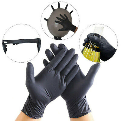 100PCS Gloves Food Grade Disposable Safety Glove For Work Cooking Protect Hands