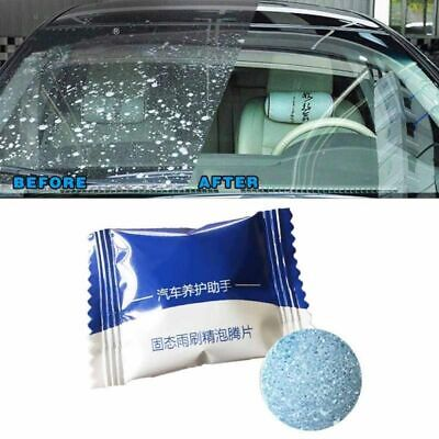 Effervescent Tablets Compact Car Detergent Windshield Cleaner Glass Washer 50Pcs