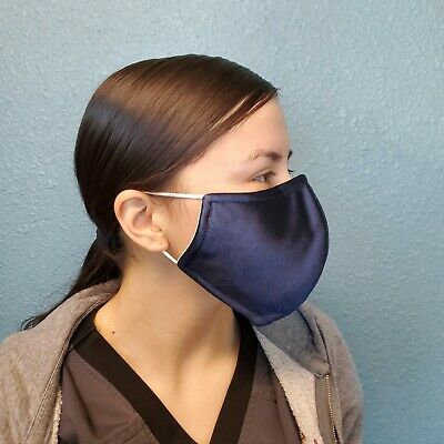 Premium Face Mask With Carbon Filter ~ Soft, Comfortable, Reusable~ Mouth Cover