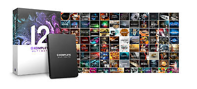 Native Instruments Komplete 12 Ultimate Update - von Komplete 8 - 11 Ultimate