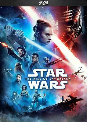 Star Wars The Rise of Skywalker (DVD 2019, 2020) NEW Factory Sealed