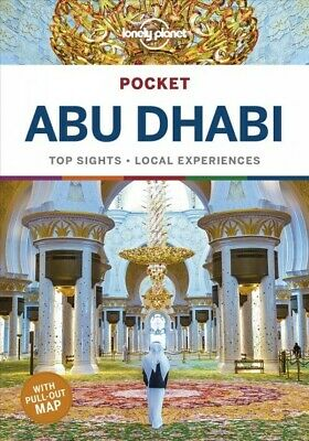 Lonely Planet Pocket Abu Dhabi, Paperback by Lee, Jessica, Brand New, Free sh...