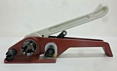 NEW!! PAC STRAPPING PRODUCTS Polyester Strapping Tensioner, Manual, PST34