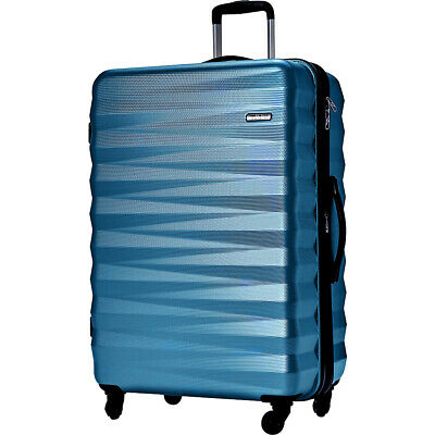 """American Tourister Triumph NX 28"""" Expandable Hardside Hardside Checked NEW"""