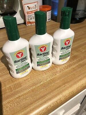 Bayer Bactine Max Pain Relieving Cleansing Spray 3 Bottle Pack