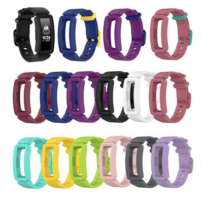 Replacement Silicone Kids Sport Band Strap Wristband For Fitbit Ace 2 Inspire HR