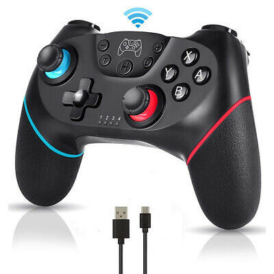 Wireless Switch Pro Controller For Nintendo Gamepad Joypad Joystick Remote