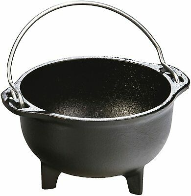 Lodge HCK Country Kettle Cast Iron 1 pint Black