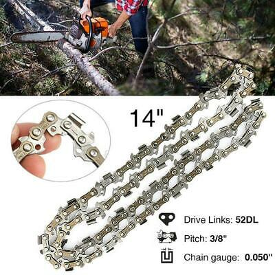 "2 x Chainsaw Chains for Tanaka ECS3351 ECS3500 ECS360 TCS3401 12/""// 30cm 45 Links"