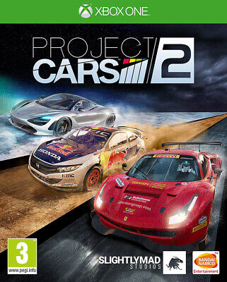 Project Cars 2 (Xbox One)  BRAND NEW AND SEALED - IN STOCK - QUICK DISPATCH