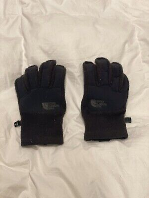 The North Face Black Hand Gloves