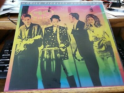 The B-52's – Cosmic Thing  Mobile Fidelity Sound Lab – MOFI 1-023 2012 NEW