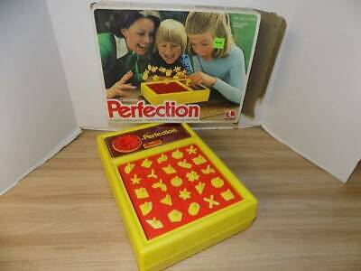 PERFECTION game Replacement Pieces SOLD SEPARATELY parts