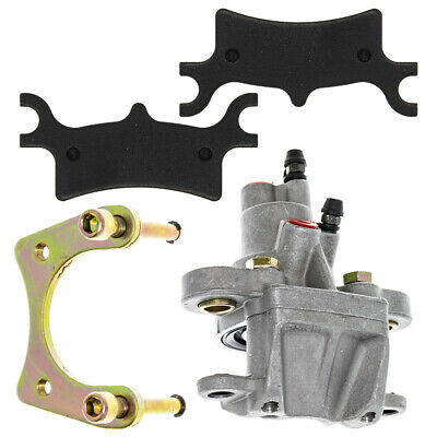 NICHE Rear Brake Caliper Pad Bracket Kit Polaris Sportsman 500 400 450 800 700