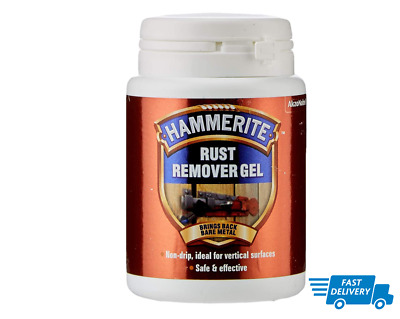 Hammerite Kurust Rust Killer Rust Remover Gel Treatment No Undercoat Required