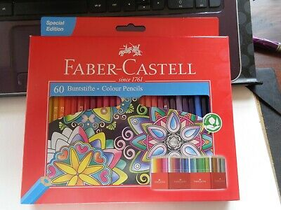 Faber-Castell 60 Artists Colouring Pencils